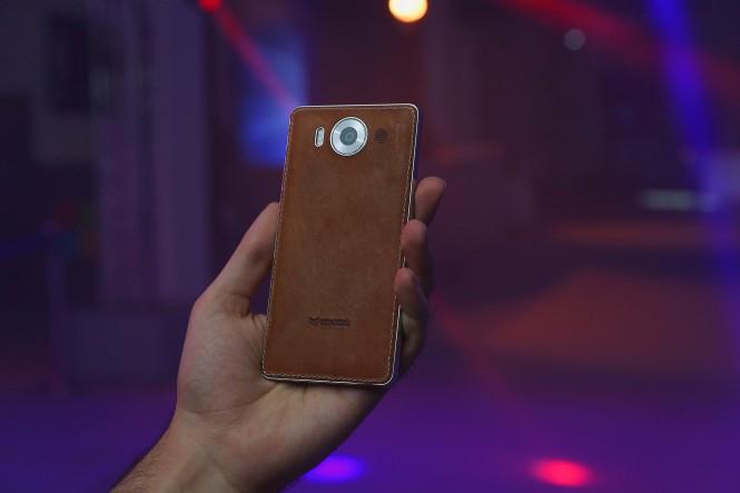Lumia 950 c gfytkm. Mozo. Отчет W7Phone.ru с презентации смартфонов в Москве.