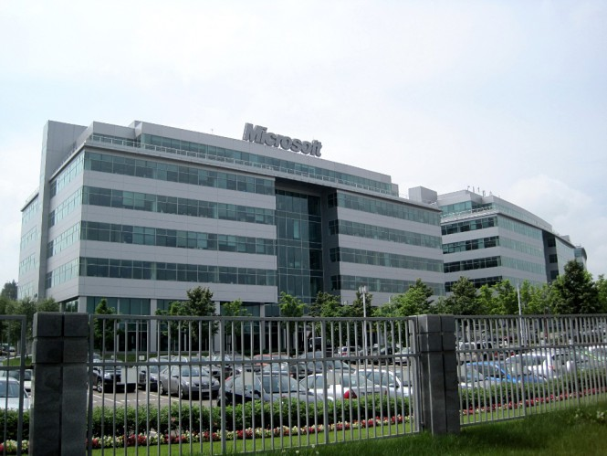 Офис Microsoft Россия
