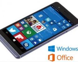 Yamada Denki Every Phone — самый тонкий смартфон на Windows 10 Mobile