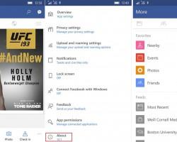 Бета-версии Facebook для Windows 10 и Windows 10 Mobile получили обновления