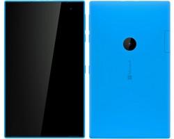 Пресс-рендер так иневыпущенного планшета Nokia