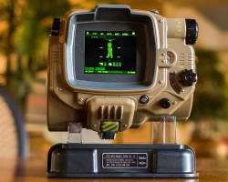 На Windows Phone вышло приложение Fallout Pip-Boy