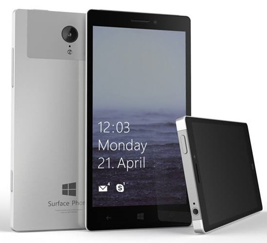 Surface Phone (концепт)