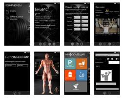 Спортивное приложение WinGym подешевело