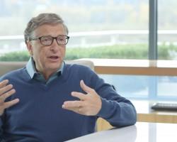 Билл Гейтс идругие миллиардеры вложились вразвитие чистой энергии