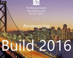 Названа дата проведения конференции Microsoft Build 2016
