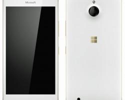 Свежие фотографии Microsoft Lumia 850