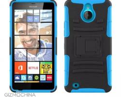 Чехлы для невыпущенного Lumia 850 утекли всеть