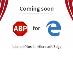 УMicrosoft почти готовы расширения для браузера Edge