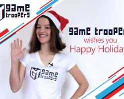 Новогодние скидки на игры от Game Troopers