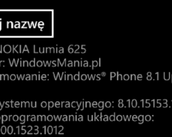Выпущена первая сторонняя сборка Windows Phone8.1