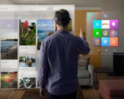 Обзор шлема смешанной реальности Microsoft HoloLens