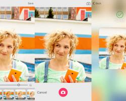 Selfie— новое приложение Microsoft для iOS