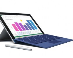 Microsoft дарит Type Cover при покупке планшета Surface3