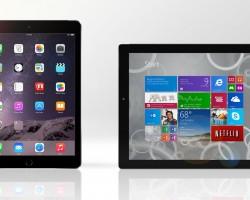 В США Microsoft Surface уже продаются лучше, чем Apple iPad
