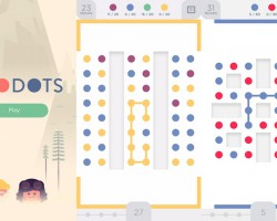 НаWindows 10появилась популярная игра Two Dots