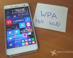 Видео: Windows 10 Mobile на Xiaomi Mi 4