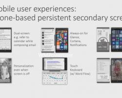 Microsoft Research разрабатывает смартфонные чехлы сдополнительными экранами