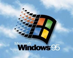Windows 95запустили наигровой консоли Nintendo 3DSXL