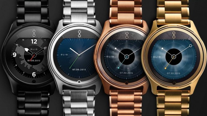 Умные часы для Microsoft будет производить Olio?