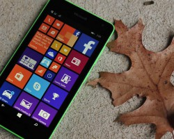 Lumia 535 начал получать обновление доWindows10 Mobile