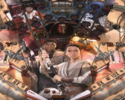 В Pinball FX2 добавлены столы Star Wars: The Force Awakens