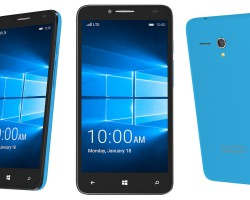 OneTouch Fierce XL — первый фаблет Alcatel на Windows 10 Mobile