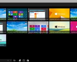 Приложение Remote Desktop Preview доступно Windows-смартфонам с поддержкой Continuum