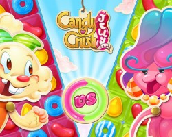 На Windows 10, Windows Phone и Windows 10 Mobile скоро появится игра Candy Crush Jelly Saga
