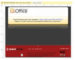 Хакеры рассылают вирусы вфайлах Microsoft Office отимени «Правого сектора»