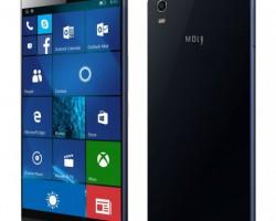 Coship Moly X1 — самый тонкий в мире смартфон на Windows 10 Mobile