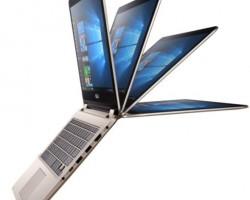 ASUS представила два новых ноутбука-трансформера VivoBook Flip