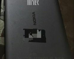 Фотография ещё невыпущенного смартфона Nokia
