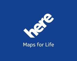Приложения HERE доступны в Windows Store
