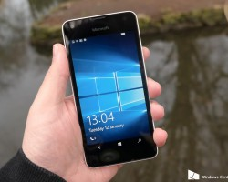 Обзор Microsoft Lumia 550