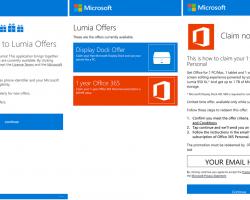 Microsoft дает за Lumia 950 и Lumia 950 XL годовую подписку на Office 365