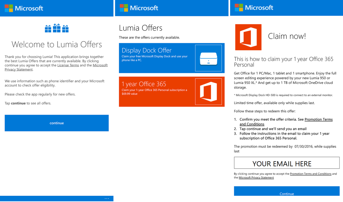 lumia-offers-office365