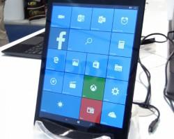 Pipo представил первый планшет на W10M без процессора Qualcomm
