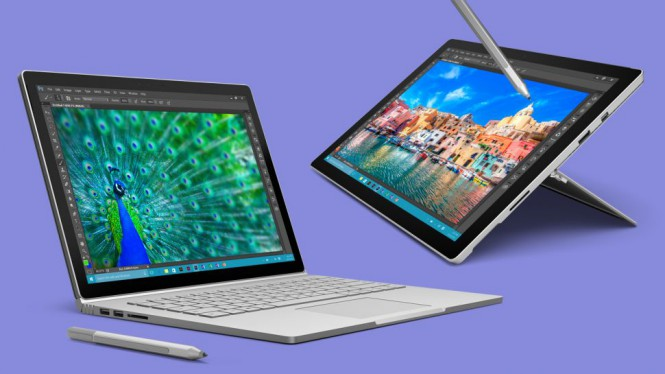 Обновление прошивки Surface Pro 4 и Surface Book устраняет часть проблем со спящим режимом