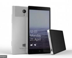 У Microsoft появился сайт для Surface Phone