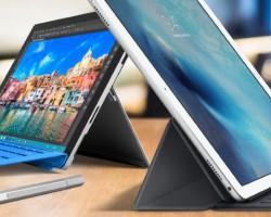 Планшеты Apple iPad Pro оказались популярнее, чем вся серия Microsoft Surface