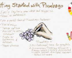 Любителям писать от руки – Plumbago, новое приложение от Microsoft Research для Windows 10 и Windows 8.1
