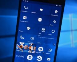 Вышла свежая сборка Windows10 Mobile— 10586.71