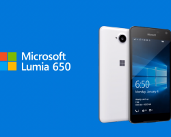 Microsoft Lumia 650 оценен вРоссии в19990 рублей