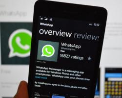 Кконцу года WhatsApp перестанет работать наWindows Phone7