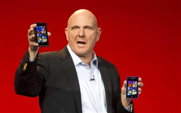 Стив Баллмер: Microsoft потеряла путь развития мобильных устройств