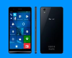 Funker W5.5 Pro— новый Windows-смартфон изИспании