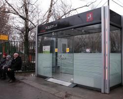 Московские остановки общественного транспорта оборудуют зарядными устройствами
