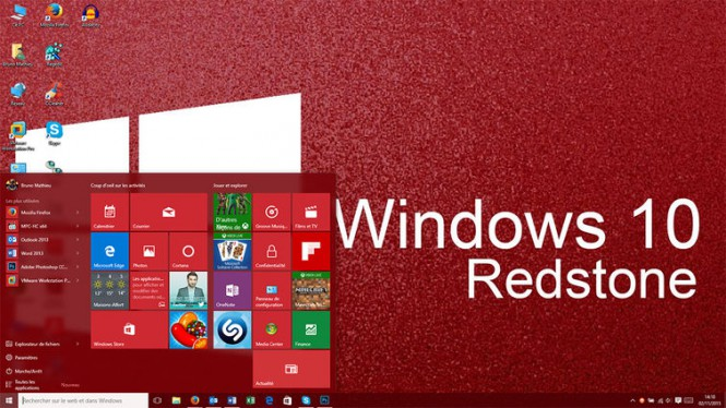 Windows 10 Redstone RS2