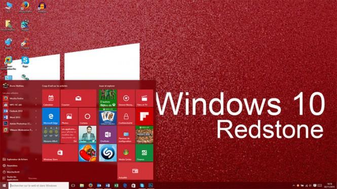 Windows 10 Redstone RS2